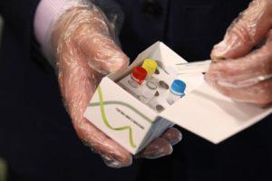 Компания «ТестГен» передала Ульяновской области десять тысяч тестов для диагностики коронавируса