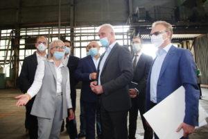 В Ульяновской области реализуется проект по подготовке новых производственных площадей на Димитровградском автоагрегатном заводе
