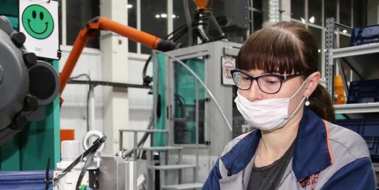 Димитровградский арматурный завод расширяет производство и создает новые рабочие места