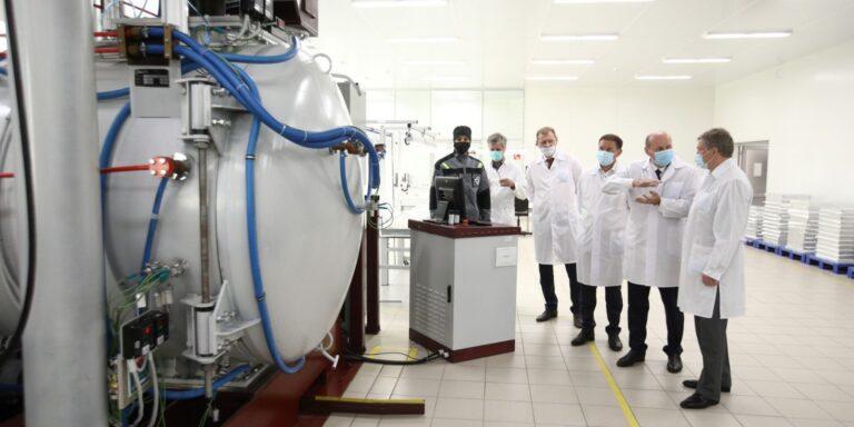 Завод «Искра» наращивает производственные мощности