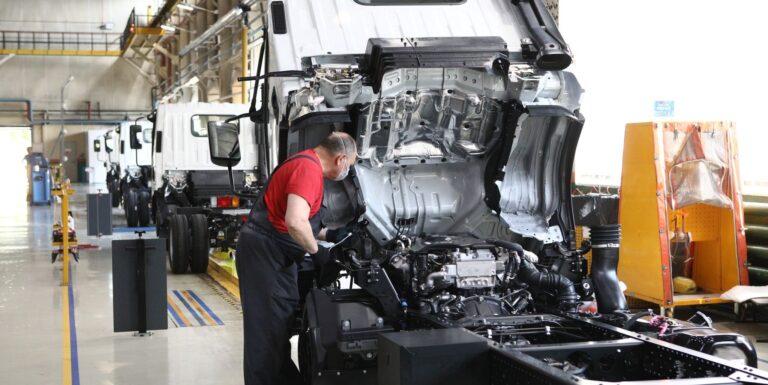 Ульяновский завод АО «Исузу Рус» наращивает объемы производства и увеличивает количество рабочих мест